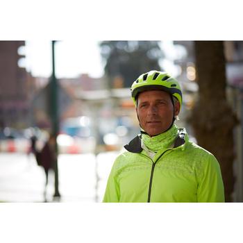 500 自行車運動脖圍 霓虹黃