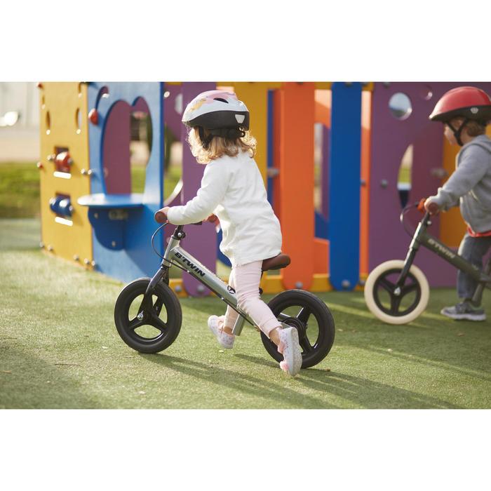 Fahrradhelm 300 Kleinkinder rosa