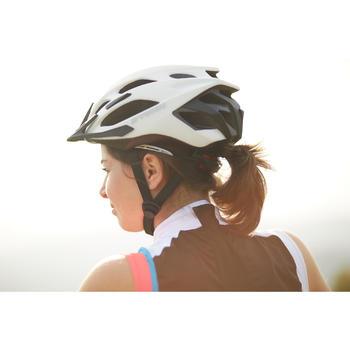 500 Mountain Biking Helmet - White