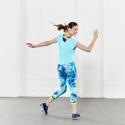Wijd fitness T-shirt Energy voor dames - 956374