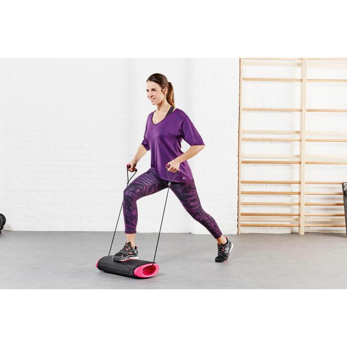 Legging 7/8 SHAPE+ fitness femme imprimé - 956378