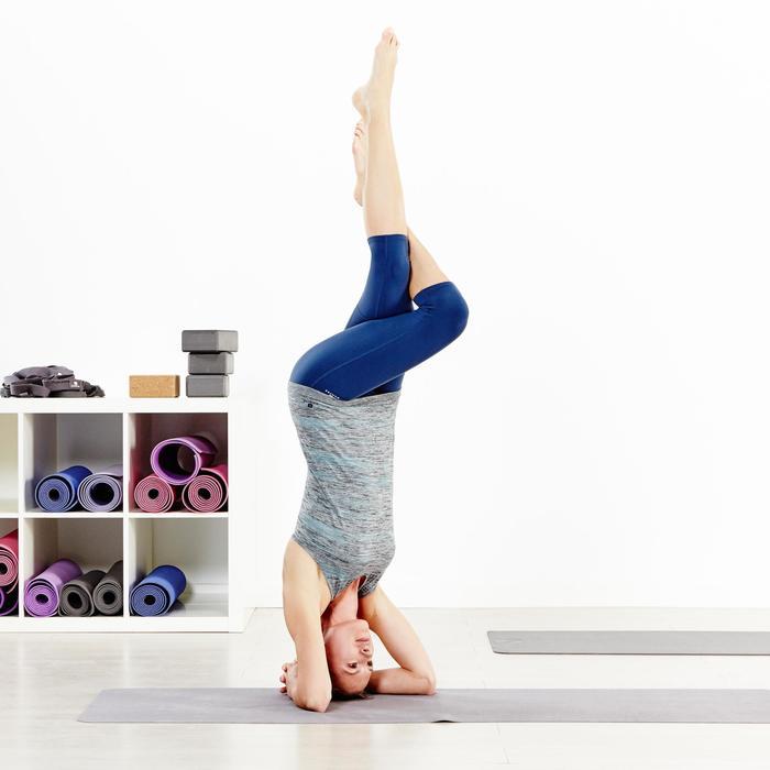 瑜珈墊Essential 4 mm - 灰色