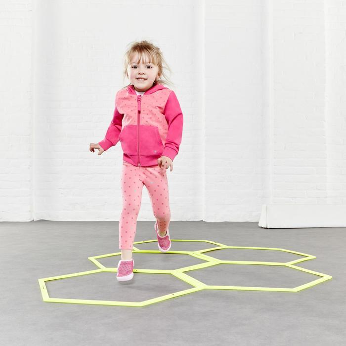 Baby Printed Gym Leggings - Pink - 956436
