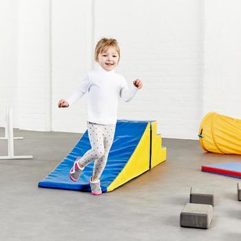 Baby Printed Gym Leggings - Pink - 956441