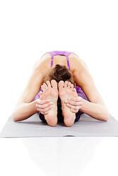 Naadloos sporttopje Yoga+ voor dames - 956728