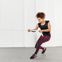 Ademende fitnesslegging cardio dames Energy Xtrem - 956755