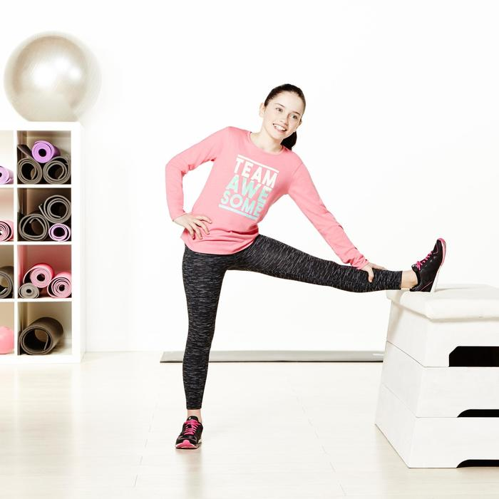 Legging imprimé Gym fille - 956758