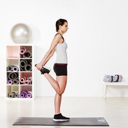 Topje voor gym & pilates dames gemêleerd - 956772