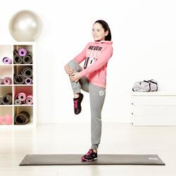 Gym joggingbroek voor meisjes, regular fit - 956777