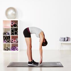 Topje voor gym & pilates dames gemêleerd - 956789