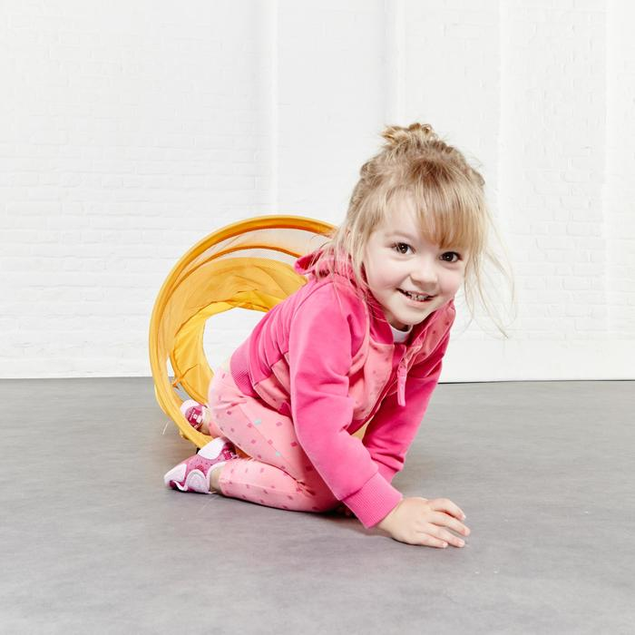 Baby Printed Gym Leggings - Pink - 956870