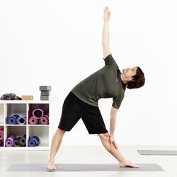 Polyester short Yoga+ voor heren - 956871