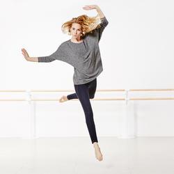 Danstopje met smalle schouderbandjes voor dames - 956878
