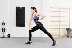 Figuurvormende fitnesstop Shape+ voor dames - 956899