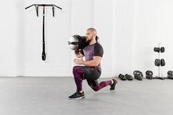 T-shirt Fitness Muscle voor heren - 956901