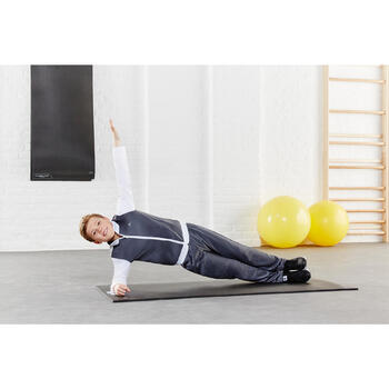 Survêtement chaud zippé Gym Energy garçon Gym'y - 956960