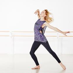 Mouwloos dansshirt dames - 956987