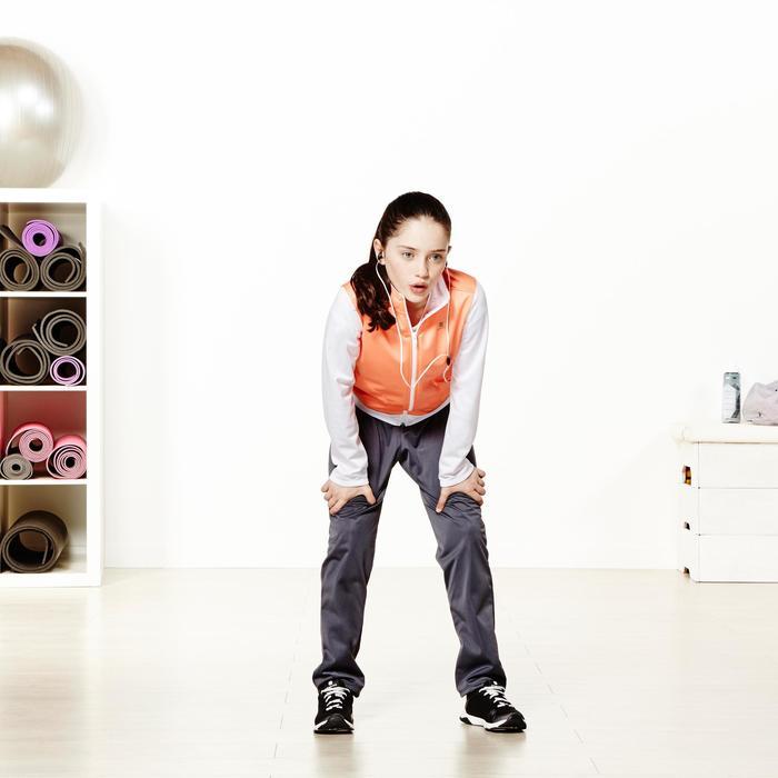 Survêtement chaud zippé Gym Energy fille Gym'y - 957000