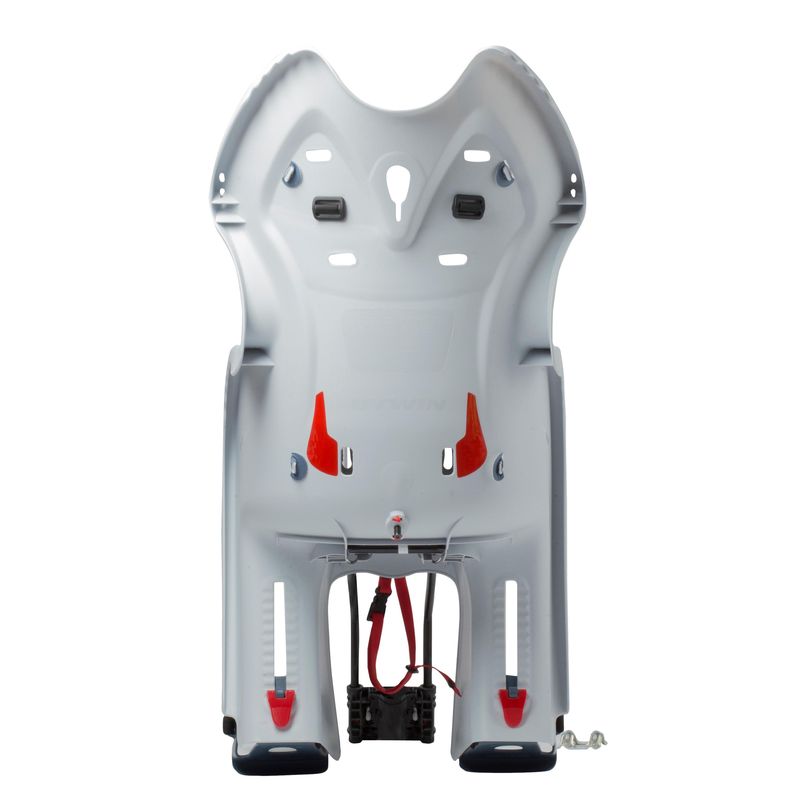 500 Bike Frame Baby Seat - Grey