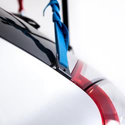 Fietsdrager voor achterklep 320 voor 3 fietsen - 957754