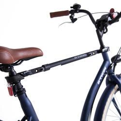 Adaptador de cuadro de bicicleta para portabicis
