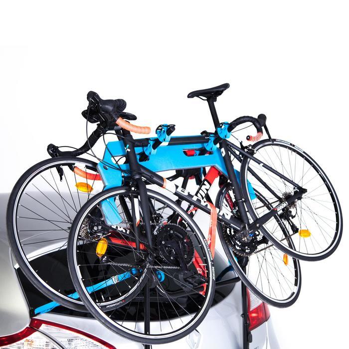 Schuimbeschermer voor fietsdrager