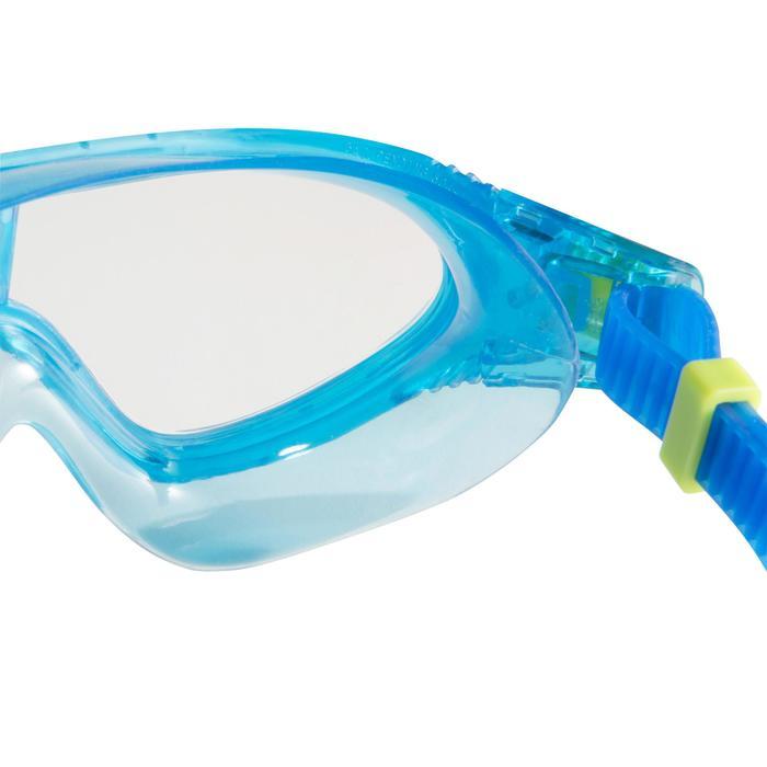 Masque de natation RIFT Taille S bleu vert - 958106