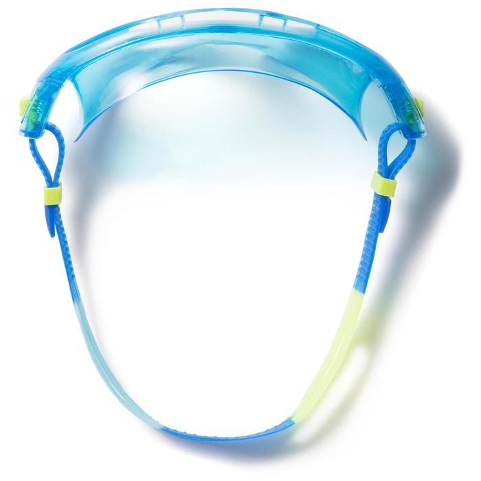 Masque de natation RIFT Taille S bleu vert - 958167