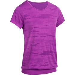 Naadloos yoga T-shirt Actizen voor dames