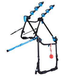 Fietsdrager voor achterklep 320 voor 3 fietsen - 958347