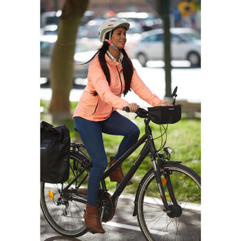 Achteruitkijkspiegel voor fietsstuur 100