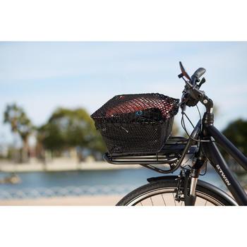 Fahrradkorb 500 13 Liter für Gepäckträger OneSecondClip