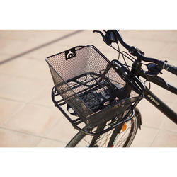 500 13L Rear Bike Pannier with OneSecondClip Pannier Rack Fastening