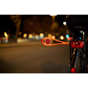 Afstandhouder voor fiets