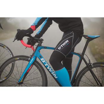 Fahrrad-Winterhandschuhe 700 schwarz