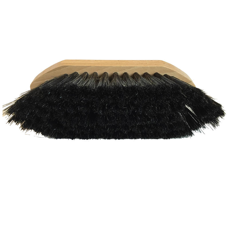 Horse Riding Dandy Brush with Very Soft Bristles