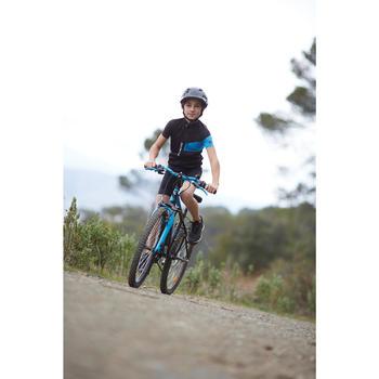 Maillot manches courtes vélo enfant 700 bleu - 960275