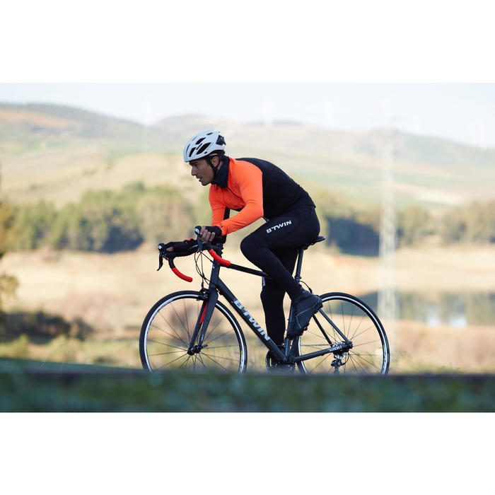 MAILLOT VELO ROUTE MANCHES LONGUES HOMME CYCLOTOURISTE 9000 - 960346