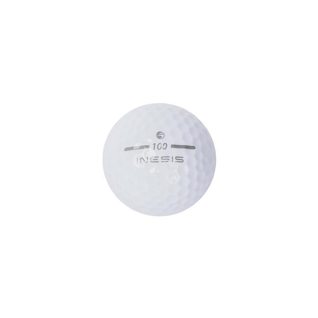 Golf Ball 100 White
