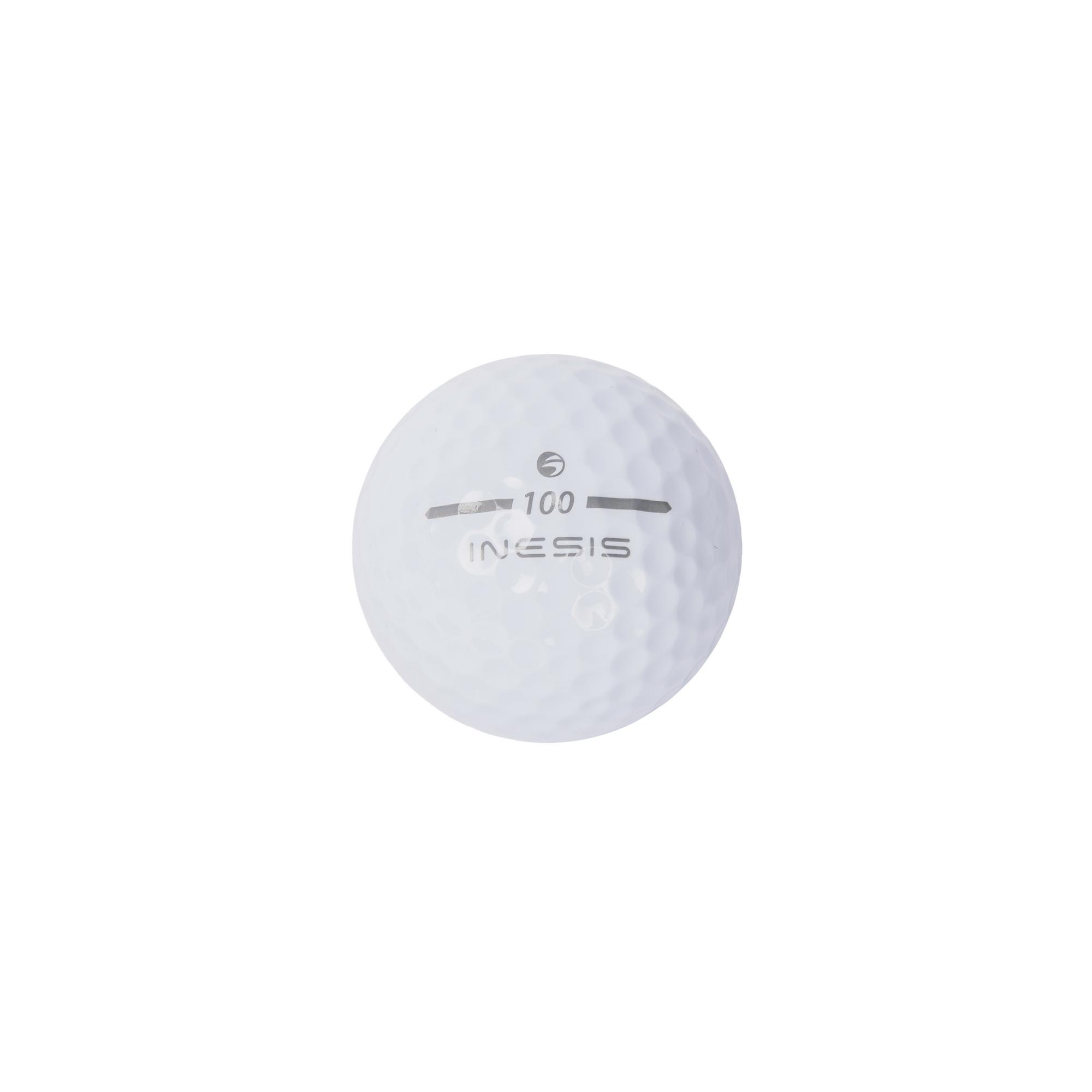 Golf Ball 100 White