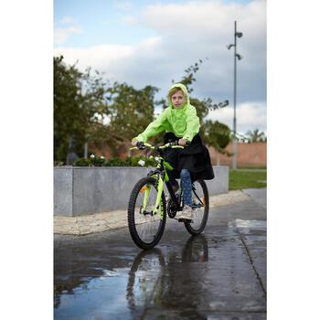 Fahrradponcho City 900 Kinder