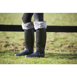 Thermo-Stiefelsocken Fleece/Pelzrand Erwachsene