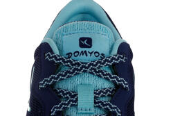 Zapatillas fitness cardio mujer azul Energy 500
