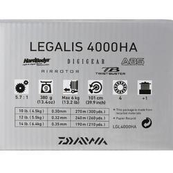 Molens hengelsport Medium Legalis 4000 HA - 962883