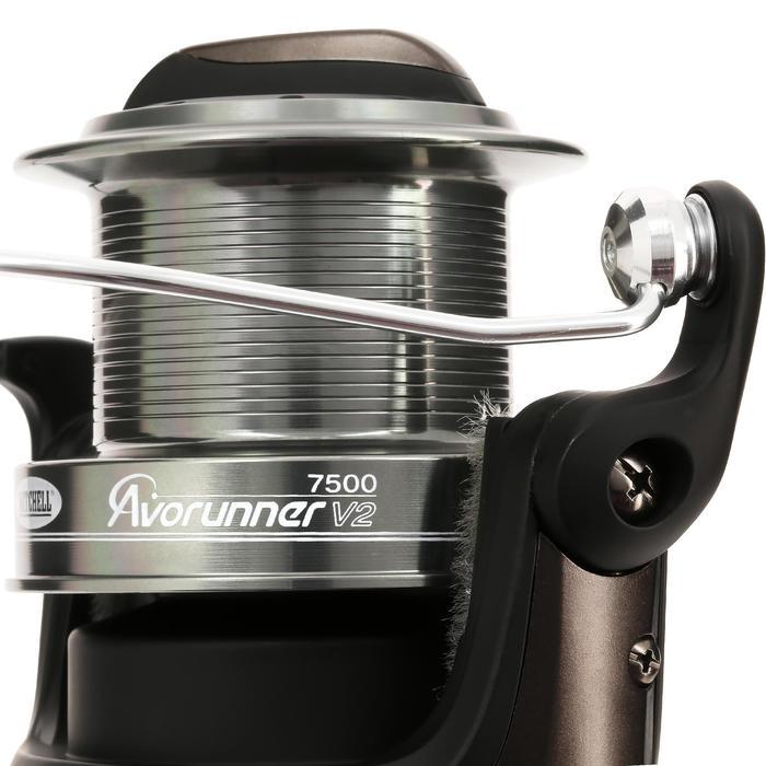 Vismolen voor karpervissen Avorunner V2 7500