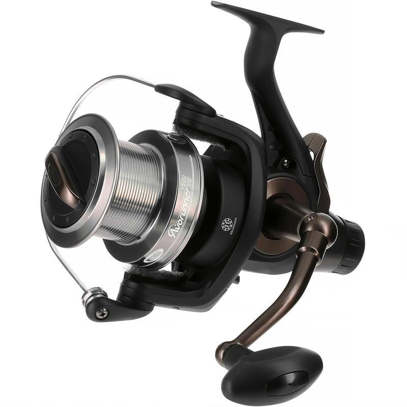 Carrete Pesca Carpa Avorunner V2 7500