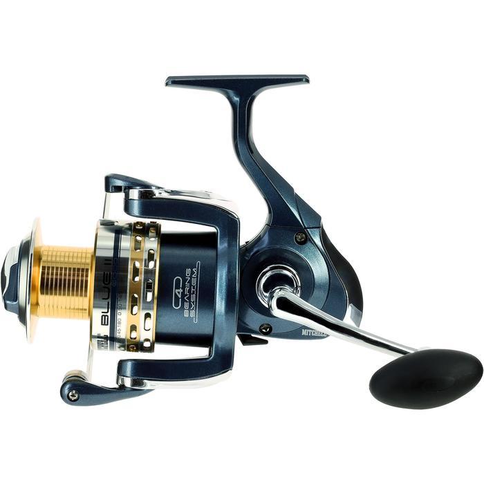 Angelrolle mittelschwer Bluewater 6000