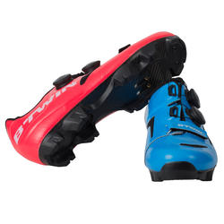 MTB-schoenen 900 aerofit zwart carbon