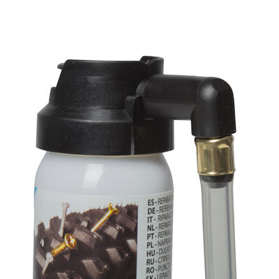 Bike Presta/Schrader Puncture Repair Spray