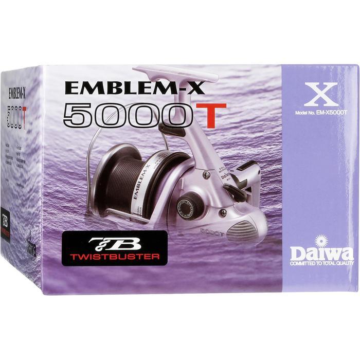MOULINETS PECHE LONGUE DISTANCE EMBLEM X 5000T - 963337